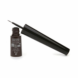 Lavera Organik Likit Eyeliner (Kahverengi)