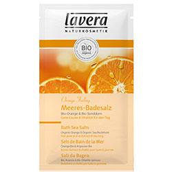 Lavera Organik Banyo Deniz Tuzu (Portakal ve Deniz İğdesi) 80gr
