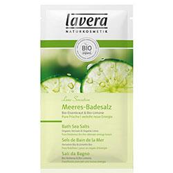 Lavera Organik Banyo Deniz Tuzu (Mineçiçeği ve Limon) 80gr