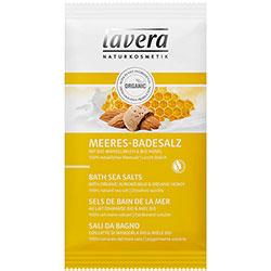 Lavera Organik Banyo Deniz Tuzu (Süt ve Bal özlü) 80gr