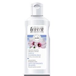 Lavera Organik Nazik Yüz Temizleme Sütü (Kuru ve Hassas Ciltler) 125ml