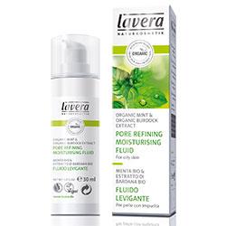 Lavera Organik Gözenek Arındırıcı Nemlendirici (Yağlı Ciltler için Naneli) 30ml