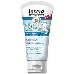 Lavera Organik Bebek & Çocuklar için Kokusuz (Nötr) Pişik Kremi 50ml