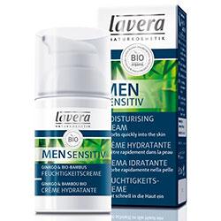 Lavera Organik Erkek Nemlendirici Bakım Kremi (Ginko ve Bambu) 30ml