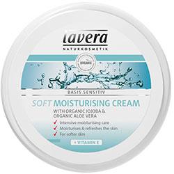 Lavera Organik Basis Sensitiv El Yüz Vücut Kremi (E Vitaminli, Tüm Ciltler) 150ml