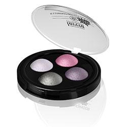 Lavera Organik Mineral Göz Farı (Dörtlü-Simli) (02 Lavender Couture)
