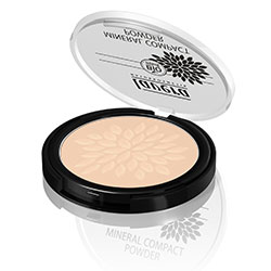 Lavera Organik Mineral Compact Pudra (01 Ivory)