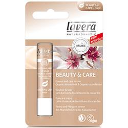 Lavera Organik Dudak Bakım Balmı (Ten Rengi)