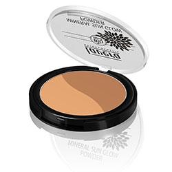 Lavera Organik 2li  Mineral Sun Glow Pudra (01 Golden Sahara)