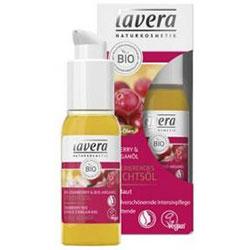 Lavera Organik Sıkılaştırıcı Cilt Bakım Yağı (Kızılcık & Argan Yağı) 30ml