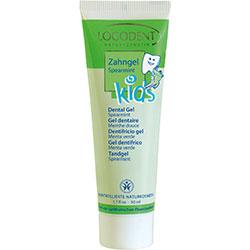 Logodent Organik Çocuk Diş Macunu (Tatlı Nane Özlü) 50ml