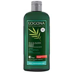 Logona Organik Şampuan (Bambu Özlü, Parlaklık Verici & Düzleştirici) 250ml