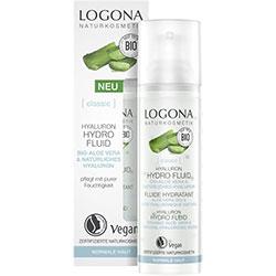 LOGONA Organik Hyalüron Hydro Fluid  Aloe Vera & Hyalüronik Asit  30ml