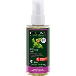 Logona Organik Saç Bakım Yağı (Onarıcı / Inca Inchi Özlü) 75ml