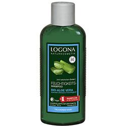 Logona Organik Şampuan (Nemlendirici, Aloe Vera Özlü) (Seyahat Boyu) 75ml