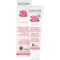 Logona Organic Regenerating Night Cream 30ml