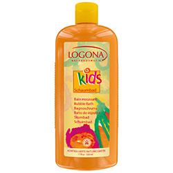Logona Organik Çocuk Bakım Banyo Köpügü 500ml