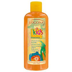Logona Organik Çocuk Bakım Vücut Sütü 200ml