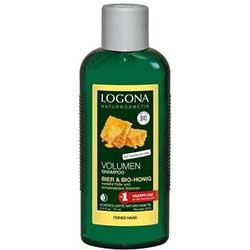 Logona Organik Şampuan (Hacim Kazandıran Biralı Ballı) 250ml