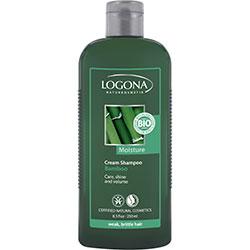 Logona Organik Şampuan (Bambu Özlü Kremli) 250ml