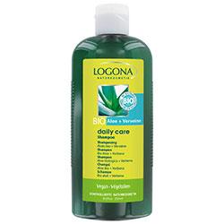 Logona Organik Daily Care Aloe ve Mine Çiçeği Özlü Şampuan 250ml