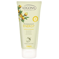 Logona Organik Energy Limon & Zencefil İçerikli Duş Jeli 200ml