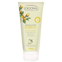 Logona Organik Energy Limon & Zencefil İçerikli Vücut Losyonu 200ml