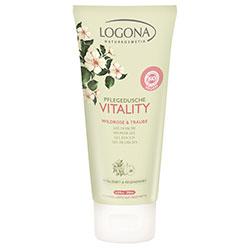 Logona Organik Vitaly Yabangülü & Üzüm İçerikli Duş Jeli 200ml