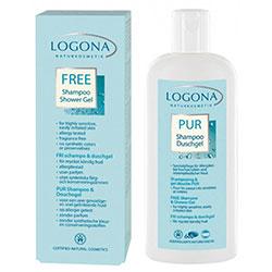 Logona Organik Hassas ve Alerjik Ciltler İçin Şampuan ve Duş Jeli 250ml