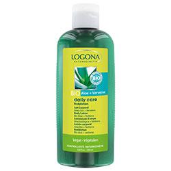 Logona Organik Daily Care Aloe ve Mine Çiçeği Özlü Vücut Losyonu 200ml