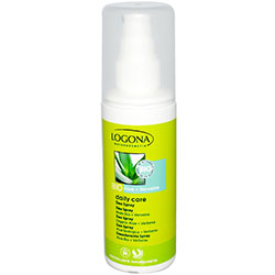 Logona Organik Daily Care Aloe ve Mine Çiçeği Özlü Deo Sprey 100ml
