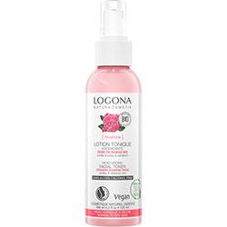 Logona Organic Moisturizing Facial Toner  Damask Rose  125ml