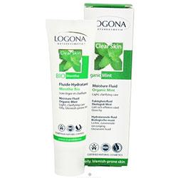 Logona Organik Clear Skin Nane Özlü Nemlendirici Serum 30ml