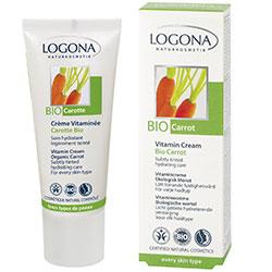 Logona Organik Havuç Özlü Vitaminli Krem 40ml