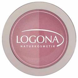 Logona Organic Blush  01 Rose & Pink