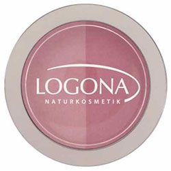 Logona Organik Allık (01 Gül ve Pembe)