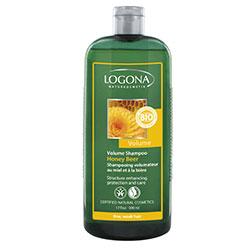Logona Organik Şampuan  Hacim Kazandıran Biralı Ballı  500ml