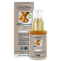 Logona Organik Age Protection Yaşlanmayı Geciktirici Nem ve Yağ Dengesini Sağlayan Serum 30ml
