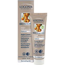 Logona Organic Age Protection Night Cream 30ml