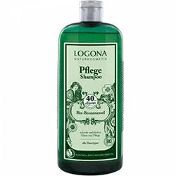 Logona Organik Şampuan (Isırgan Özlü Bakım) (Aile Boyu) 500ml