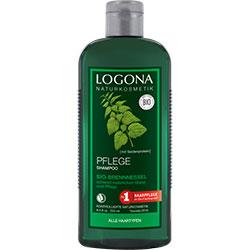 Logona Organik Şampuan  Isırgan Özlü  Tüm Saç Tipleri  250ml