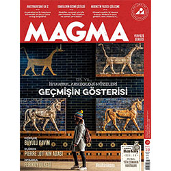 Magma Yeryüzü Dergisi (Aralık 2016)