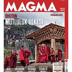 Magma Yeryüzü Dergisi (Ekim 2016)