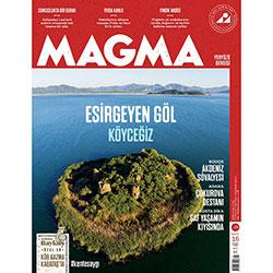 Magma Yeryüzü Dergisi (Eylül 2016)