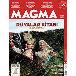 Magma Yeryüzü Dergisi  Haziran 2017