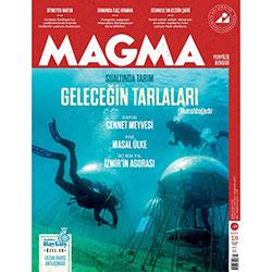 Magma Yeryüzü Dergisi  Kasım 2016