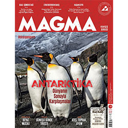 Magma Yeryüzü Dergisi  Mart 2017