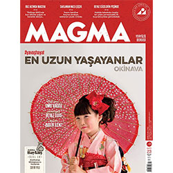 Magma Yeryüzü Dergisi  Nisan 2017