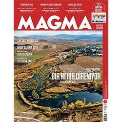 Magma Yeryüzü Dergisi  Ocak 2017