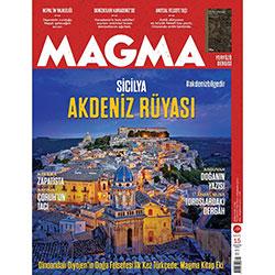 Magma Yeryüzü Dergisi (Ağustos 2016)
